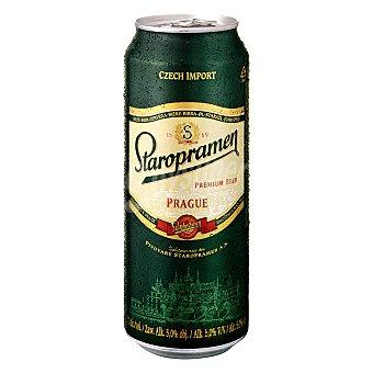 Staropramen Cerveza premium Praga 50 cl