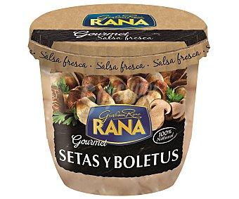 Rana Salsa setas boletus fresca 180 g