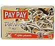 Delicias del mar al ajillo picantes Lata 50 g Pay Pay