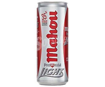 Mahou Cerveza light Lata 33 cl