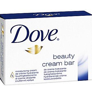 Dove Pastilla de jabon original hidratante Envase 100 g