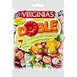 Caramelos doble surtido bolsa 140 g Virginias