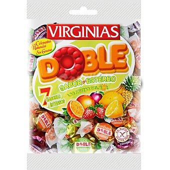 Virginias Caramelos doble surtido Bolsa 140 g