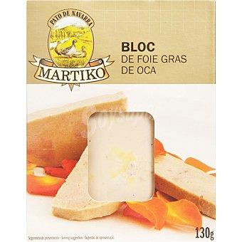 Martiko Bloc de foie de hígado de oca Estuche 130 g