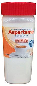 Hacendado Edulcorante aspartamo granulado Tarro 115 g