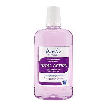 Bonté Enjuague bucal triple accion botella 500ml Botella 500ml