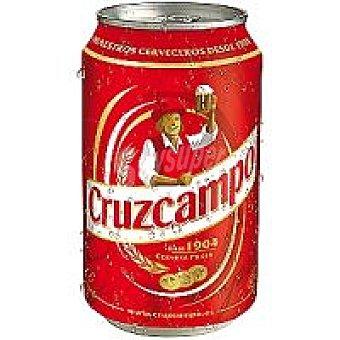 Cruzcampo 1/2box Cerveza