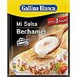 Salsa para gratinar bechamel al horno Sobre 39 g Gallina Blanca