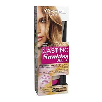 """Casting Crème Gloss L'Oréal Paris Gel Sunkiss Jelly Efecto """"aclarado por el Sol"""" para cabellos castaños 1 ud"""