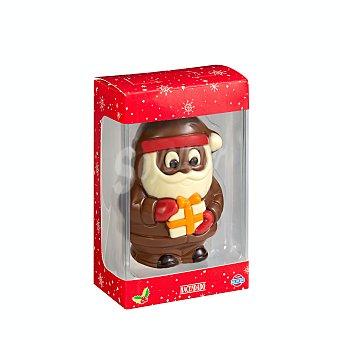 Hacendado Papa noel de chocolate con leche navidad Unidad 120 g