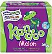 Recambio toallitas wc aroma melón Pack 2 paquetes x 60 u Kandoo