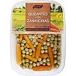 Guisantes con zanahorias Tarrina 250 g SURINVER