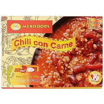 Mexifoods Chili con carne Bandeja 350 g