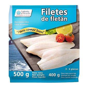 ANTONIO Y RICARDO Filetes de fletán 500 g
