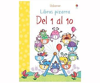 Usborne Del 1 al 10, VV. AA. Género infantil. Editorial Usborne.