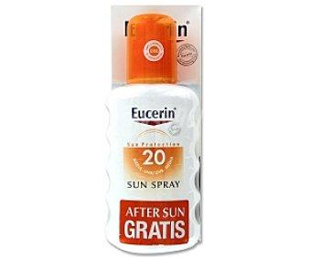 Eucerin Spray protección solar FP20 200 Mililitros