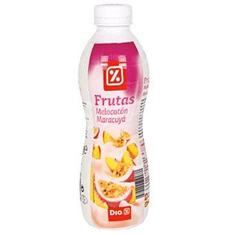 DIA Yogur líquido melocotón-maracuya botella 750 g