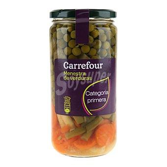 Carrefour Menestra de verduras al natural 400 g
