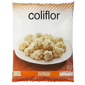 Hacendado Coliflor congelada Paquete 1 kg