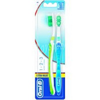 Oral-B Cepillo dental 123 Shiny Pack 1 unid