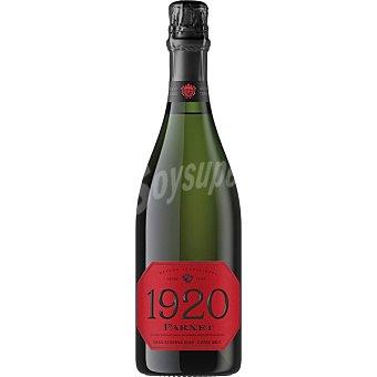 Parxet 1920 cava brut gran reserva extra brut botella 75 cl Botella 75 cl