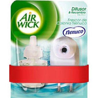 Air Wick Ambientador eléctrico nenuco Aparato + recambio