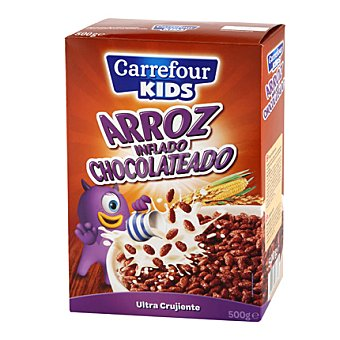 Carrefour Arroz chocolateado 500 g