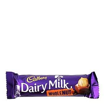 Cadbury Chocolate con leche, avellanas Dairy Milk 49 g