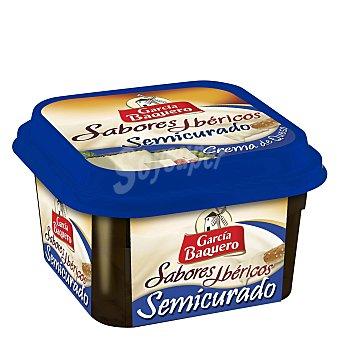 García Baquero Crema de queso semicurado sabores ibéricos 125 g