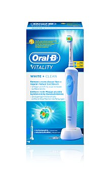 Oral-B Braun oral-b Cepillo Eléctrico Vitality White + Clean 1 ud