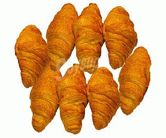Croissant de mantequilla, , 8 uds 400 gr