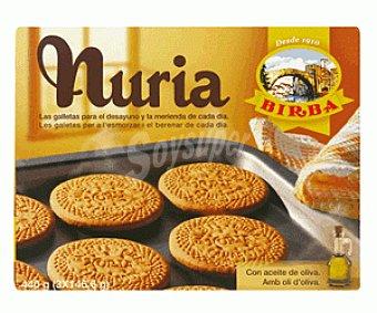 Birba Galleta Nuria desayuno 450g