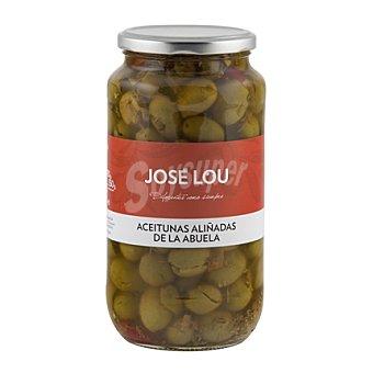 Jose Lou Aceitunas aliñadas 550 g