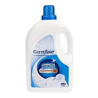 Carrefour Detergente líquido 40 lavados