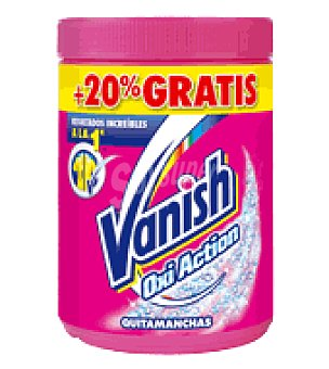 Vanish Quitamanchas Oxi Action Intelligence 1,5 kg