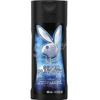 PlayBoy Gel Ibiza Bote 400 ml