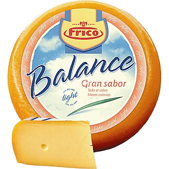 Frico Queso gouda Balance Gran Sabor Light  5 kg (peso aproximado pieza)
