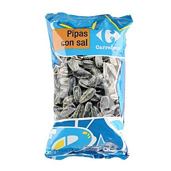 Carrefour Pipas con sal 140 g