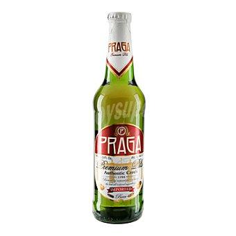 Praga Cerveza rubia 50 cl