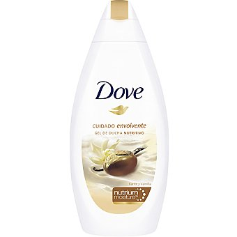 Dove gel de baño karite botella 400ml 400ml