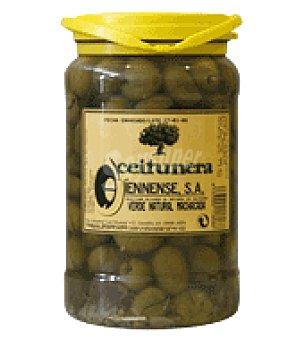 Aceitunera Jiennense Aceituna verde partida natural 800 g