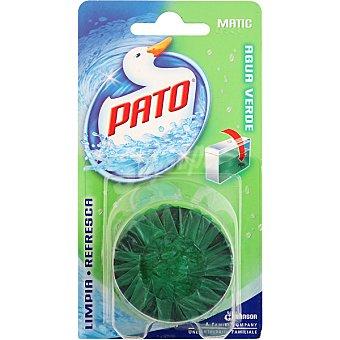 Pato Desinfectante WC Matic agua verde recambio 1 unidad