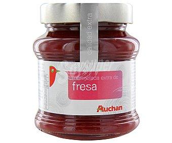 Auchan Mermelada de fresa 340 gramos