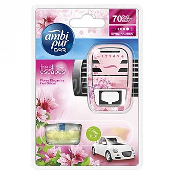 Ambipur Ambientador coche her 7 ml