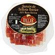 Jamón ibérico de bellota en lonchas Paquete 80 g Villar