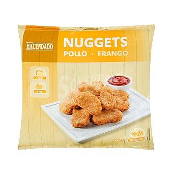 Hacendado Nuggets pollo congelado Paquete 500 g