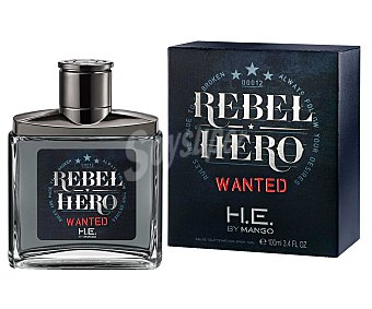 Mango Colonia Rebel Hero Wanted spray 100 ml