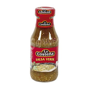 Costeña salsa verde Botella 250 gr