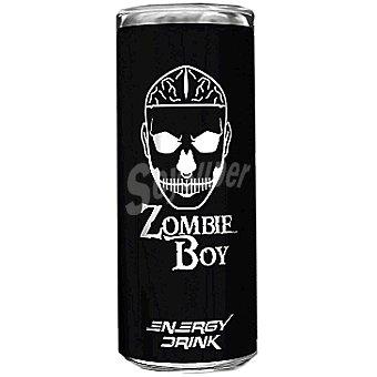 bebida energética lata 25 cl