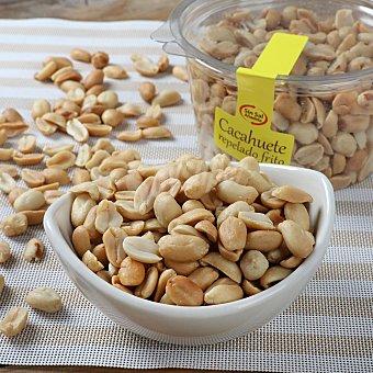 Cacahute repelado frito sin sal Tarrina de 250 g